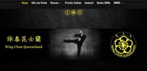 Wing Chun Queensland Website